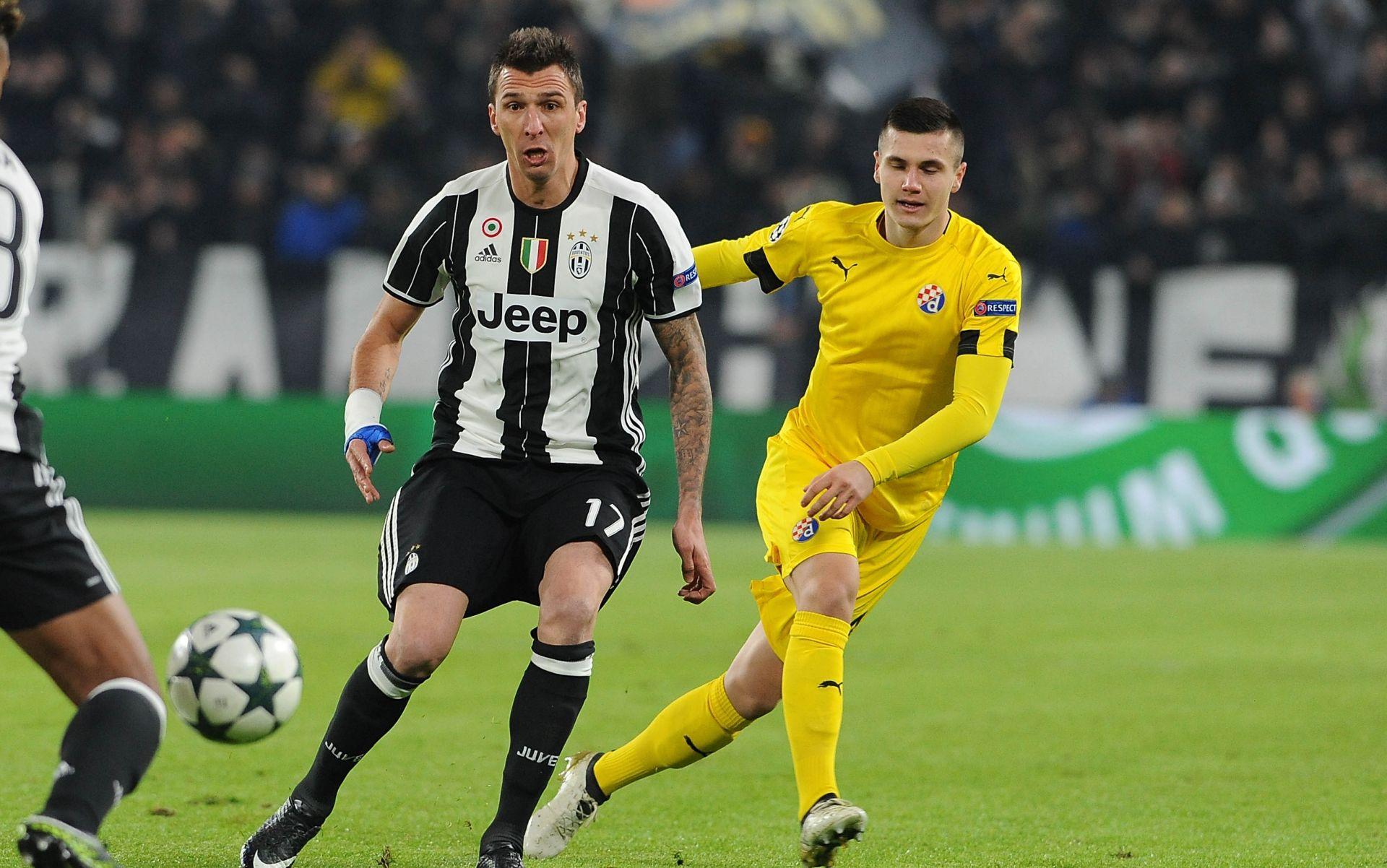 Juventus slavio u gradskom derbiju, Mandžukić asistent