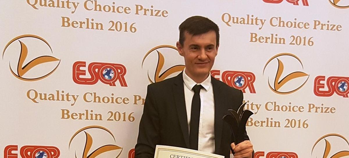 Oftalmološka Klinika Svjetlost primila poznato europsko priznanje za kvalitetu