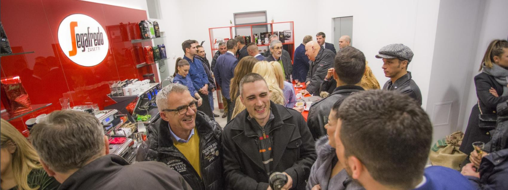 FOTO: Segafredo Zanetti otvorio novi edukacijski centar i ured