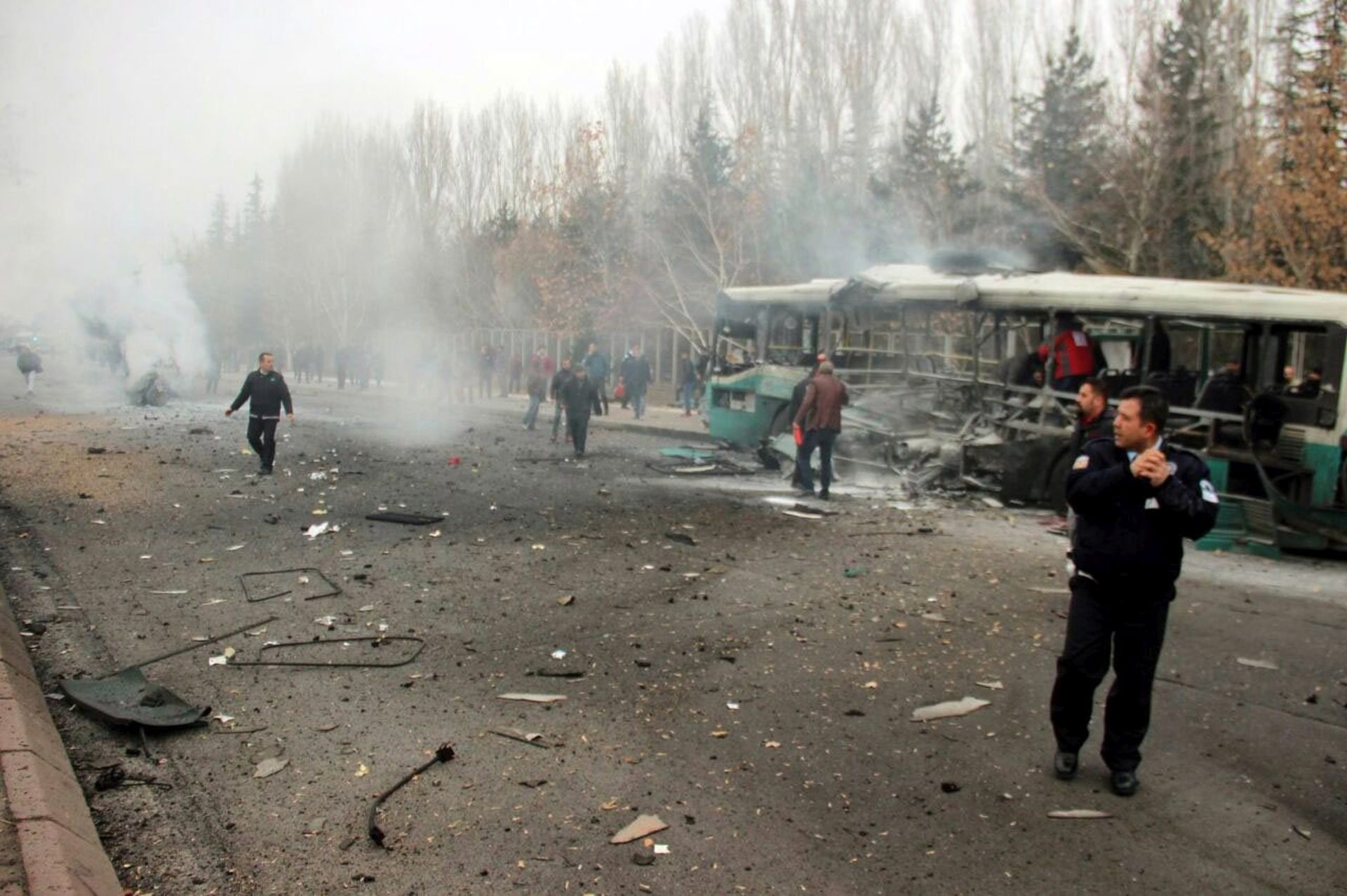 BOMBAŠKI NAPAD: Turska uhitila sedmoricu nakon napada u Kayseriju