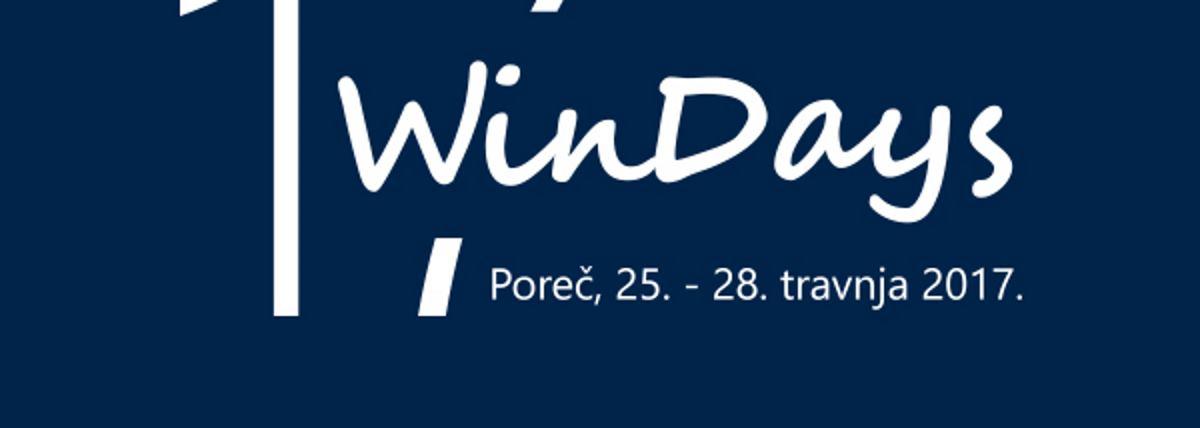 WINDAYS17 Svijetski poznati motivacijski govornik Miles Hilton-Barber objašnjava nužnost promjena