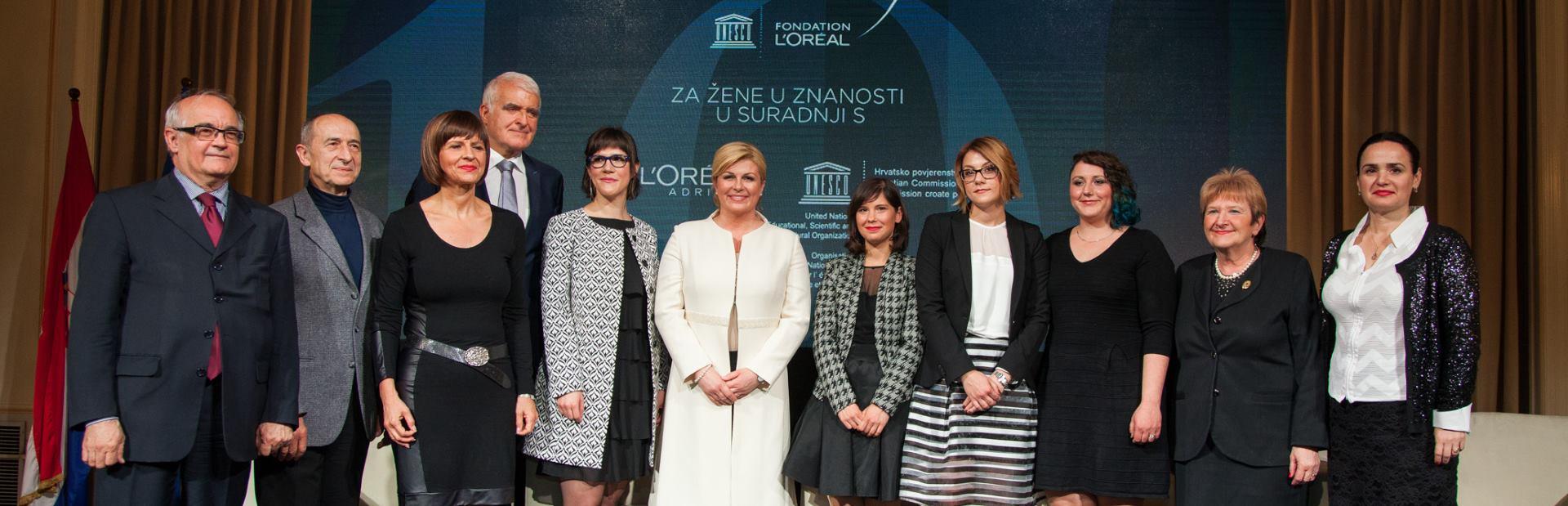 Otvorene prijave za stipendije Nacionalnog programa 'Za žene u znanosti'