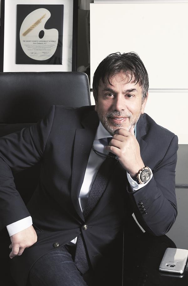 Zoran Žgaljardić kaže da je pojam esteske medicine nastao uporedo s pojavom botoksa i raznih drugih neinvazivnih metoda pomlađivanja
