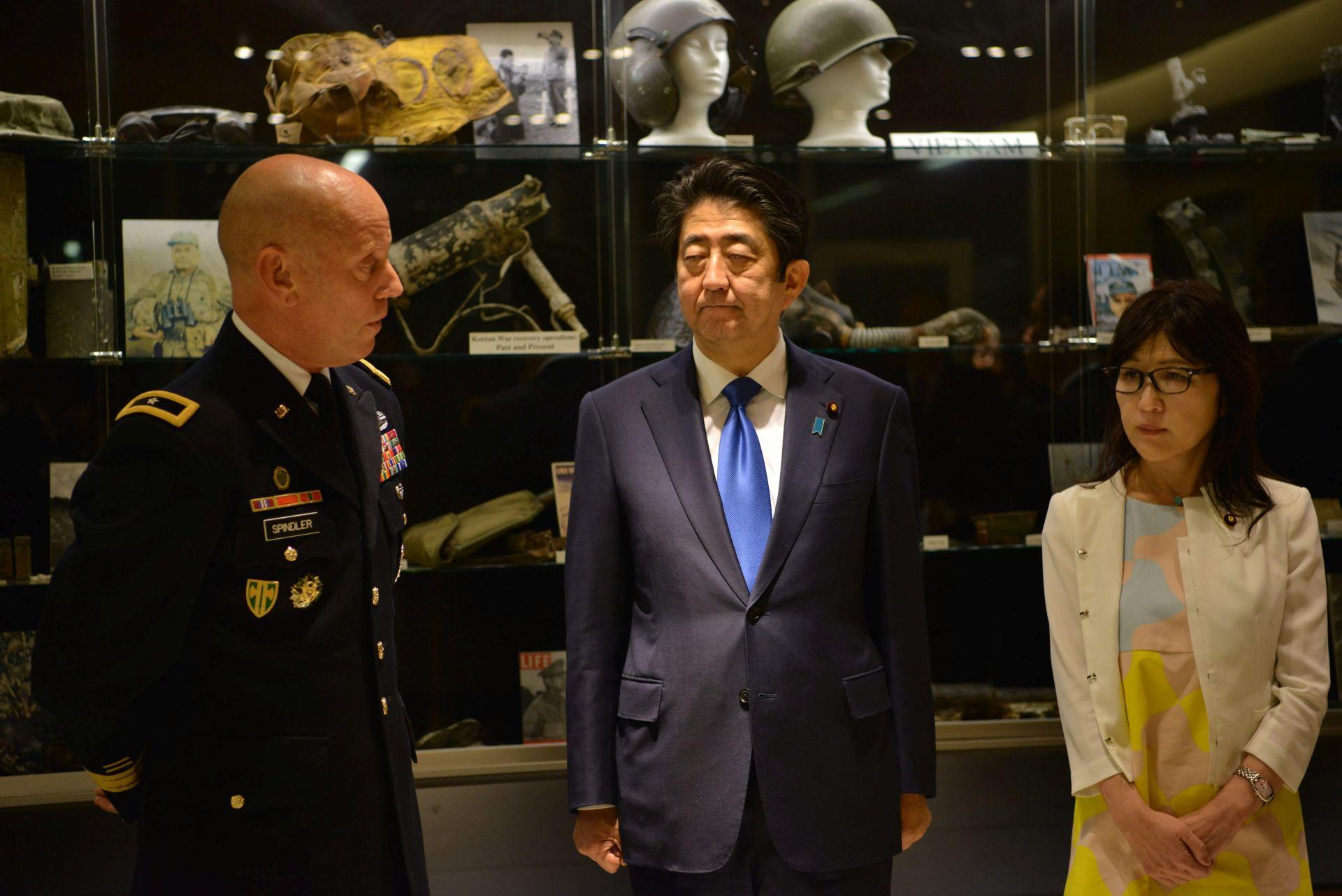Shinzo Abe izrazio iskrenu sućut žrtvama napada na Pearl Harbor