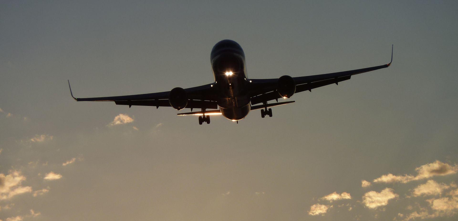 Zrakoplov Croatia Airlinesa iz Dubrovnika za Zagreb sletio – u Rimu