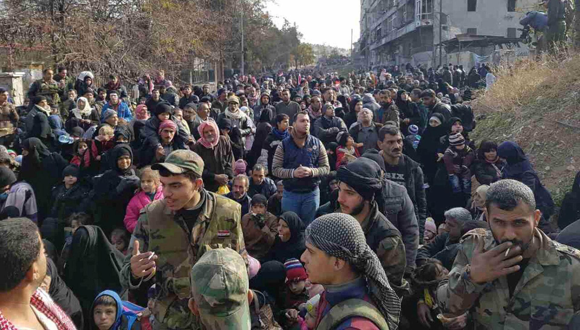 UNATOČ PADU ALEPA: Sirijska oporba nije spremna za ustupke Asadu