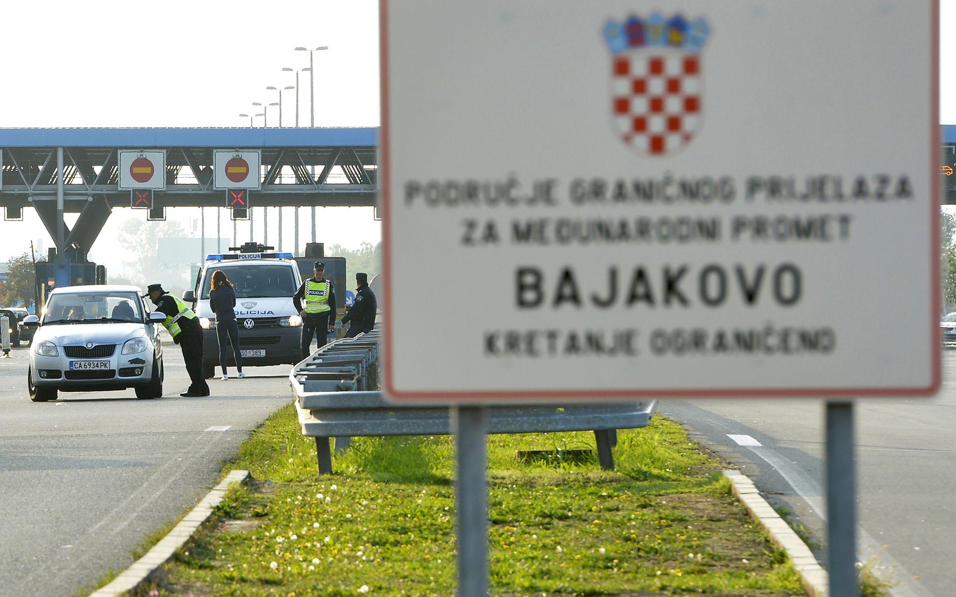 MOGUĆE I DULJE ZADRŽAVANJE Na ulaz iz Srbije u Hrvatsku čeka se i po sedam sati