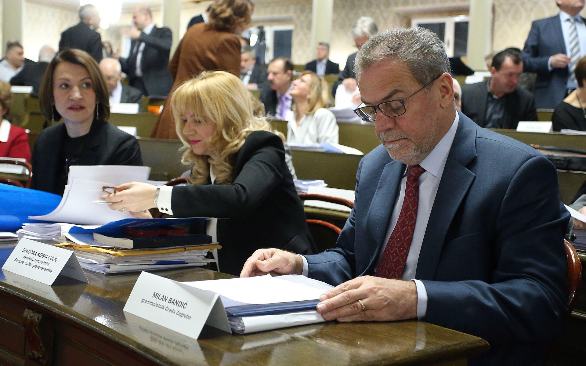SJEDNICA GRADSKE SKUPŠTINE: Odbijen prijedlog zagrebačkog proračuna za 2017. u 1. čitanju