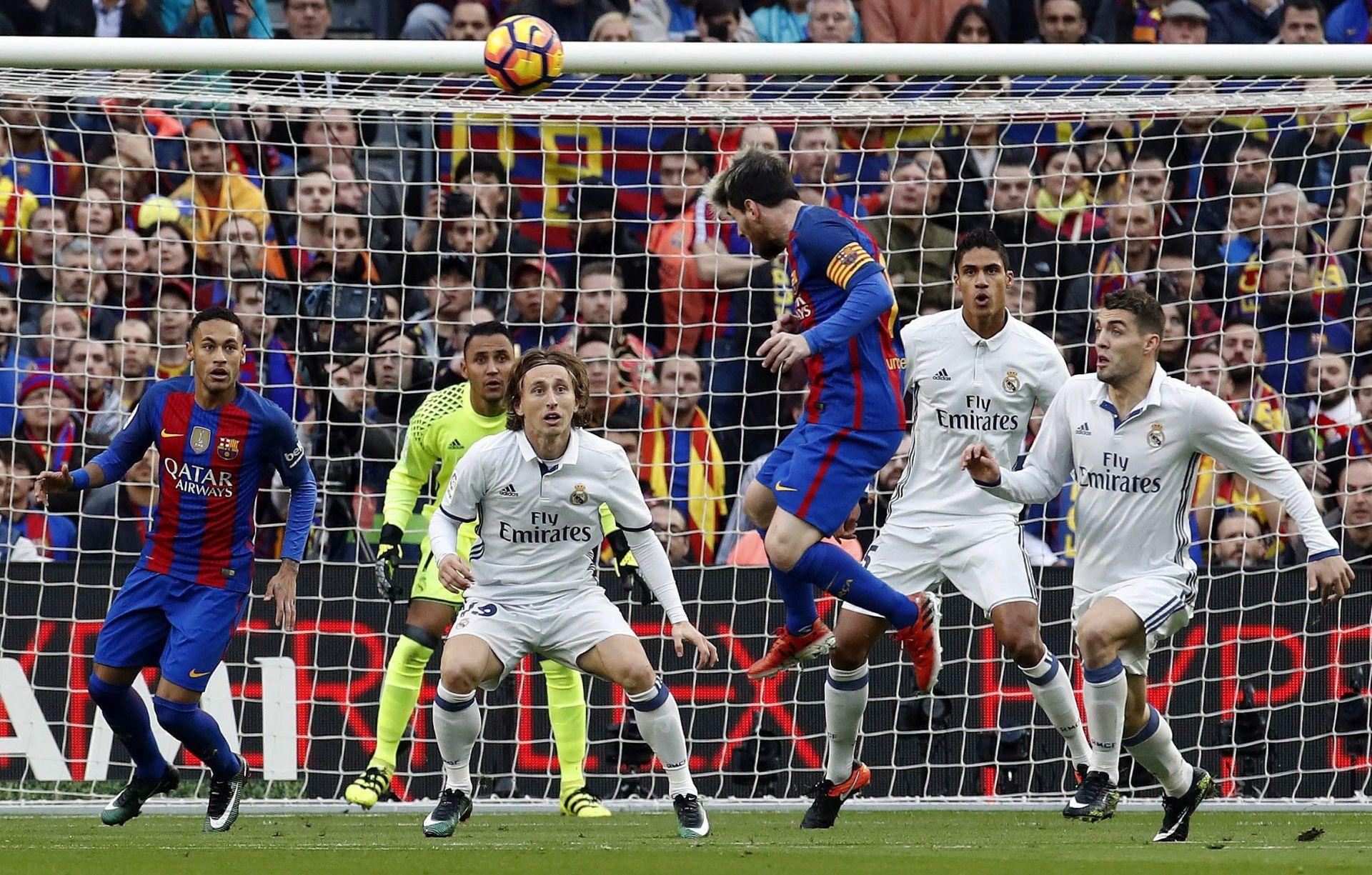ŠPANJOLSKA LIGA: Barcelona – Real Madrid 1:1, asistencija Modrića