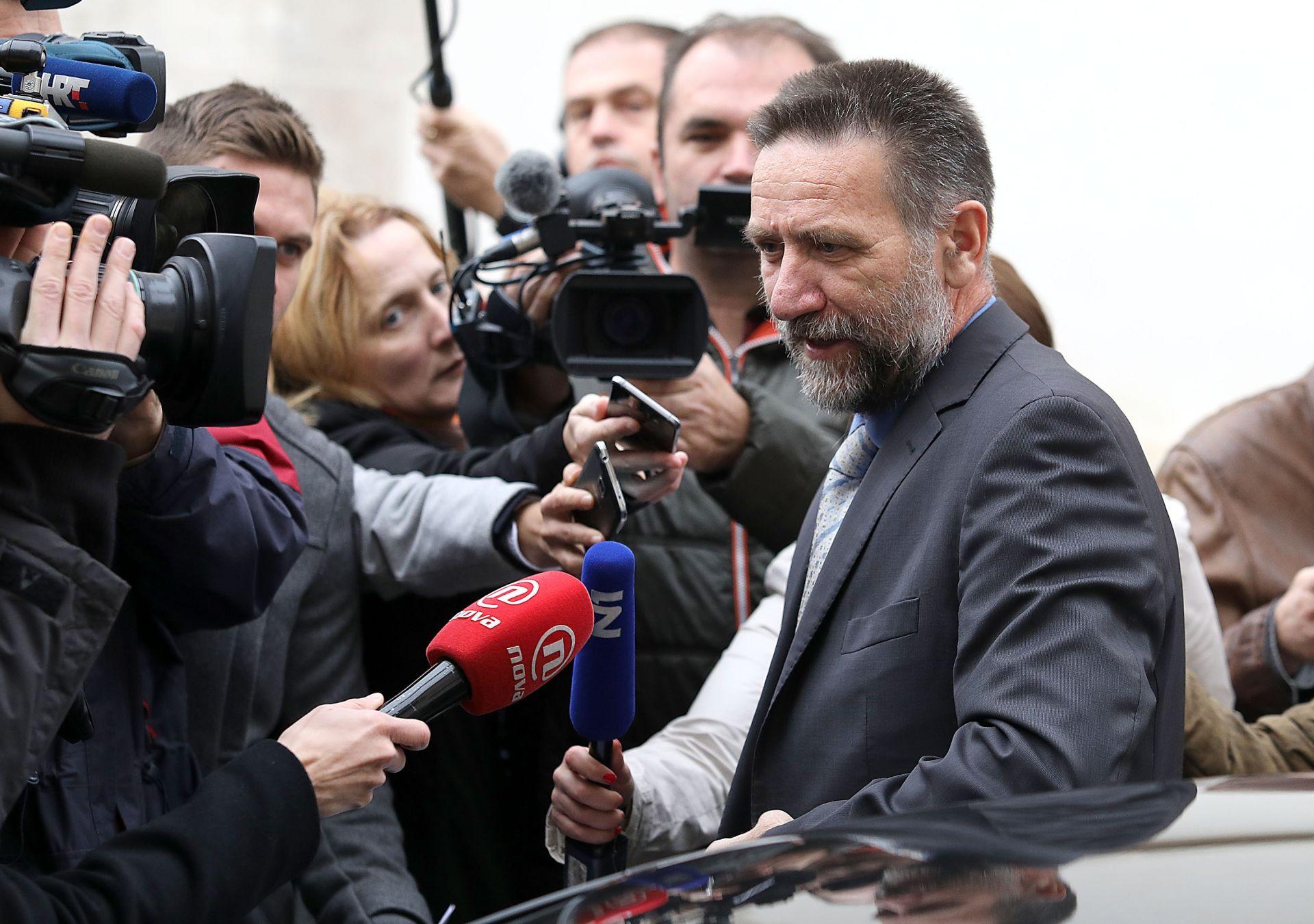 Barišić optužio Đikića da ga politički progoni