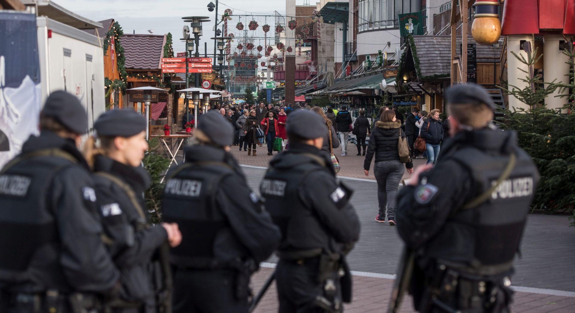 NAKON UDARA KRITIKA: Merkel naredila provjeru državnog sigurnosnog aparata