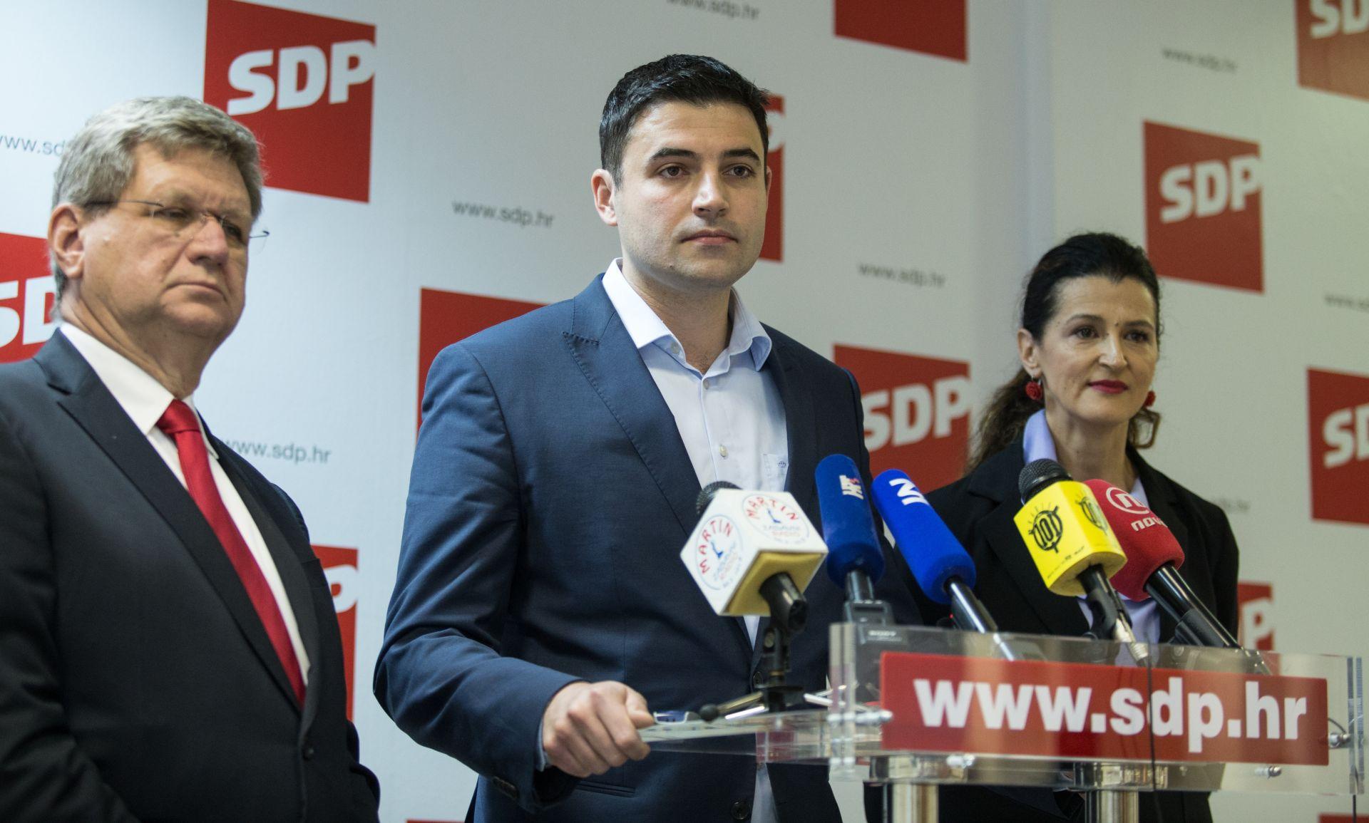 DAVOR BERNARDIĆ: 'S ovakvim proračunom prijeti eksplozija javnoga duga'
