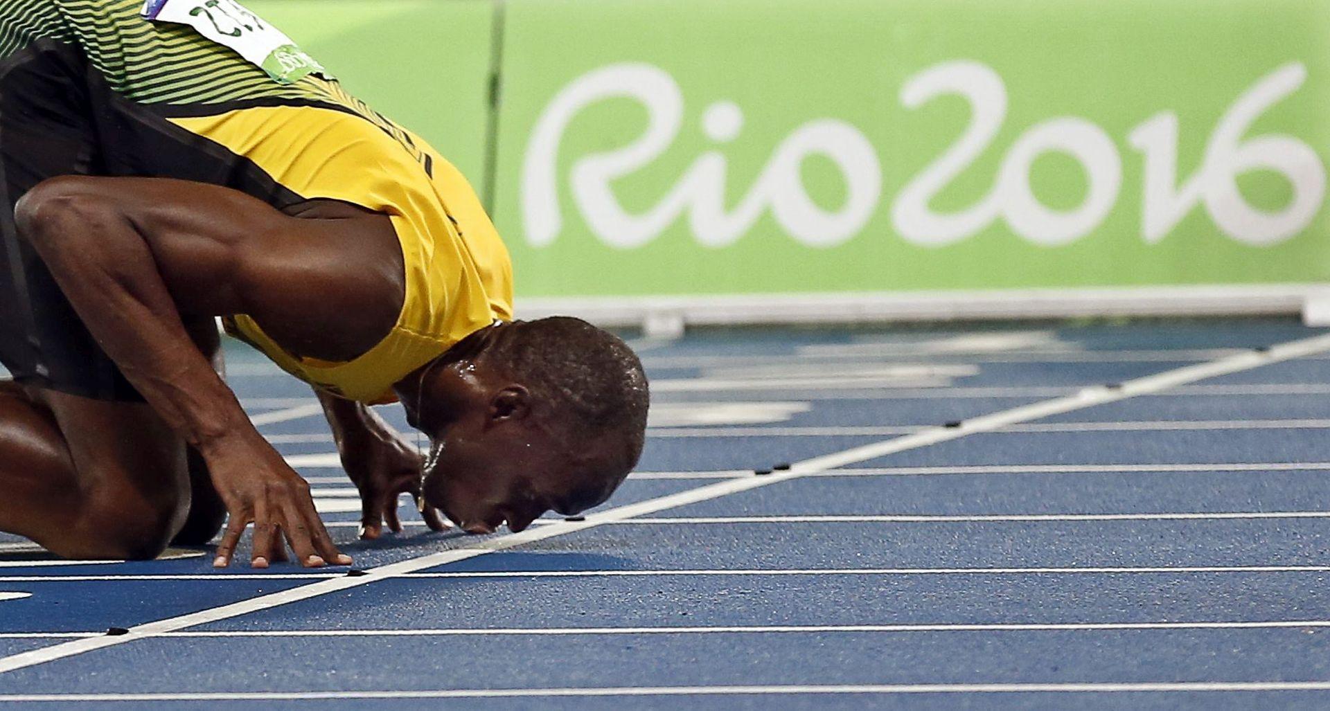 IZBOR L'EQUIPEA: Bolt i Biles najbolji sportaši svijeta