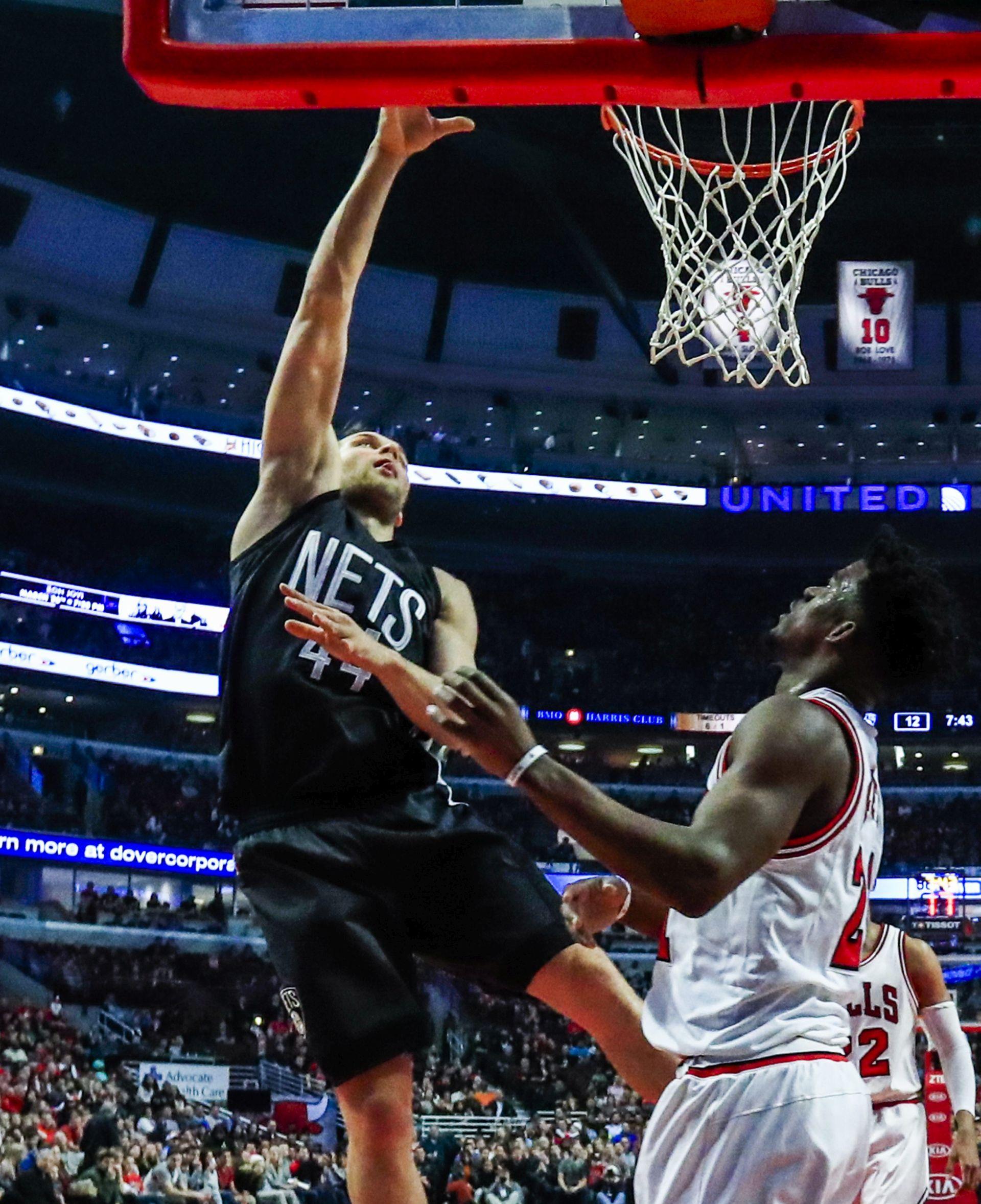NBA Poraz Netsa, osam koševa Bogdanovića, Butler zabio 52 koša