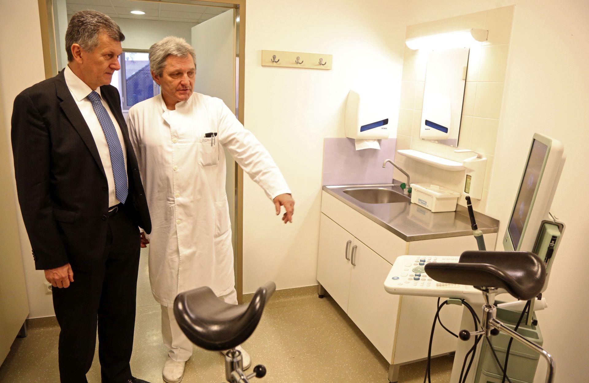 KBC ZAGREB: Otvoren prvi specijalizirani Centar za prostatu