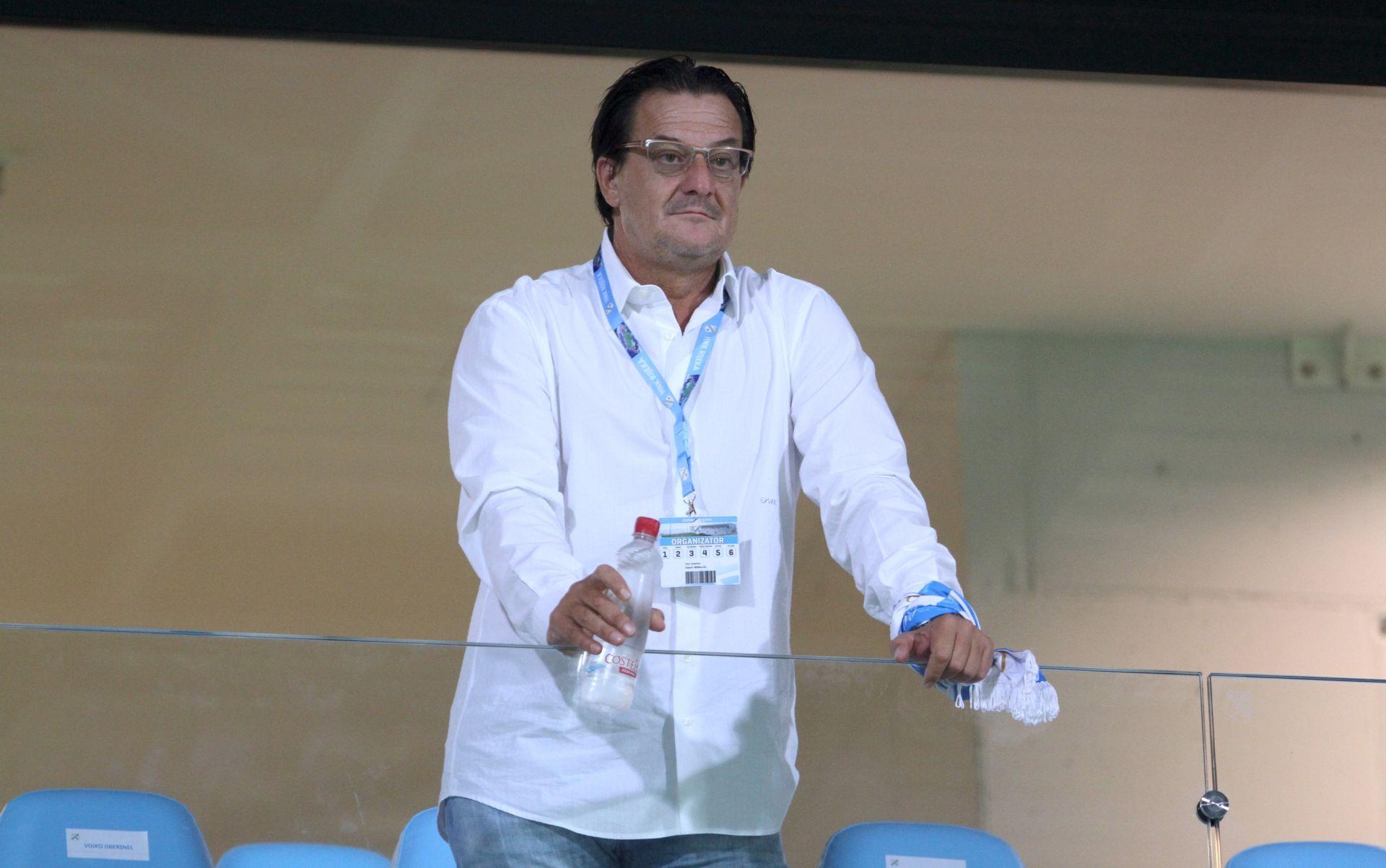 MIŠKOVIĆ: 'Podnosim ostavku na mjesto dopredsjednika HNS-a, na sve funkcije u nogometnoj organizaciji'