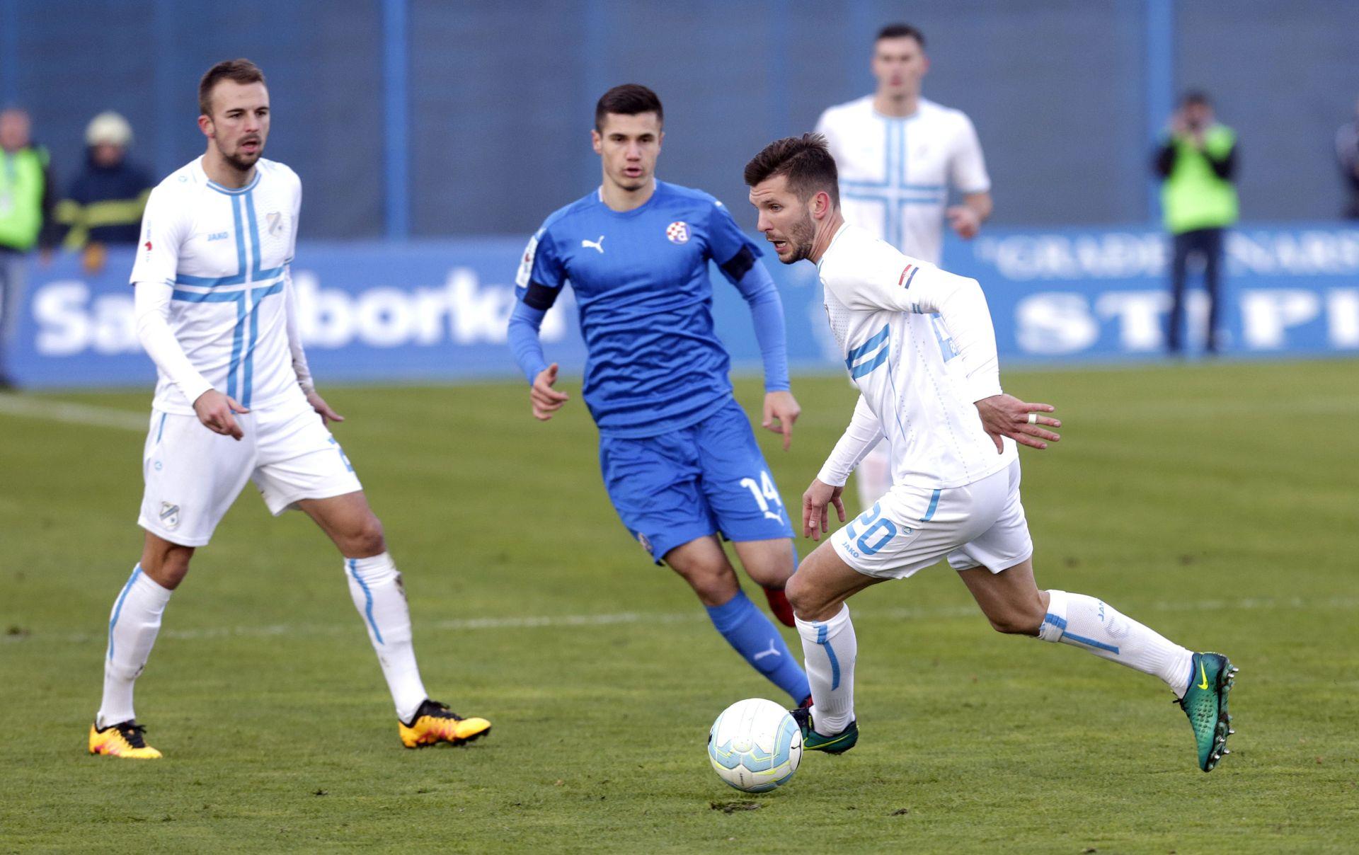 HNL: Dinamo – Rijeka 1:1