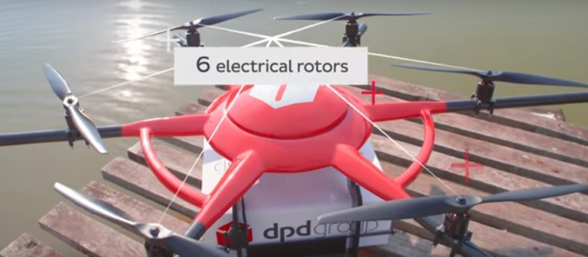 VIDEO: DPDgroup započeo s komercijalnom dostavom paketa dronovima