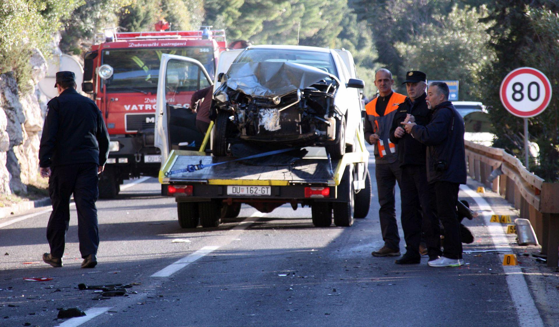 PROMETNA NESREĆA: Lančani sudar pet vozila u Dubrovniku, više ozlijeđenih