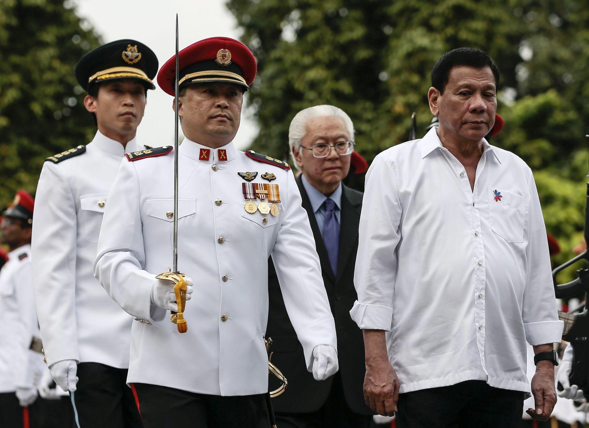 ZABRINUTOST NA FILIPINIMA: Zastupnici traže da se Duterte podvrgne liječničkom pregledu