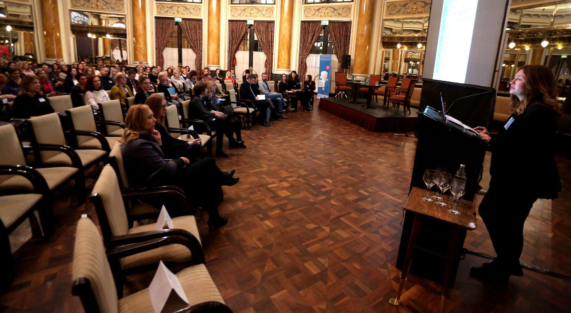 ZAGREB Godišnja Erasmus+ konferencija za područje odgoja i obrazovanja