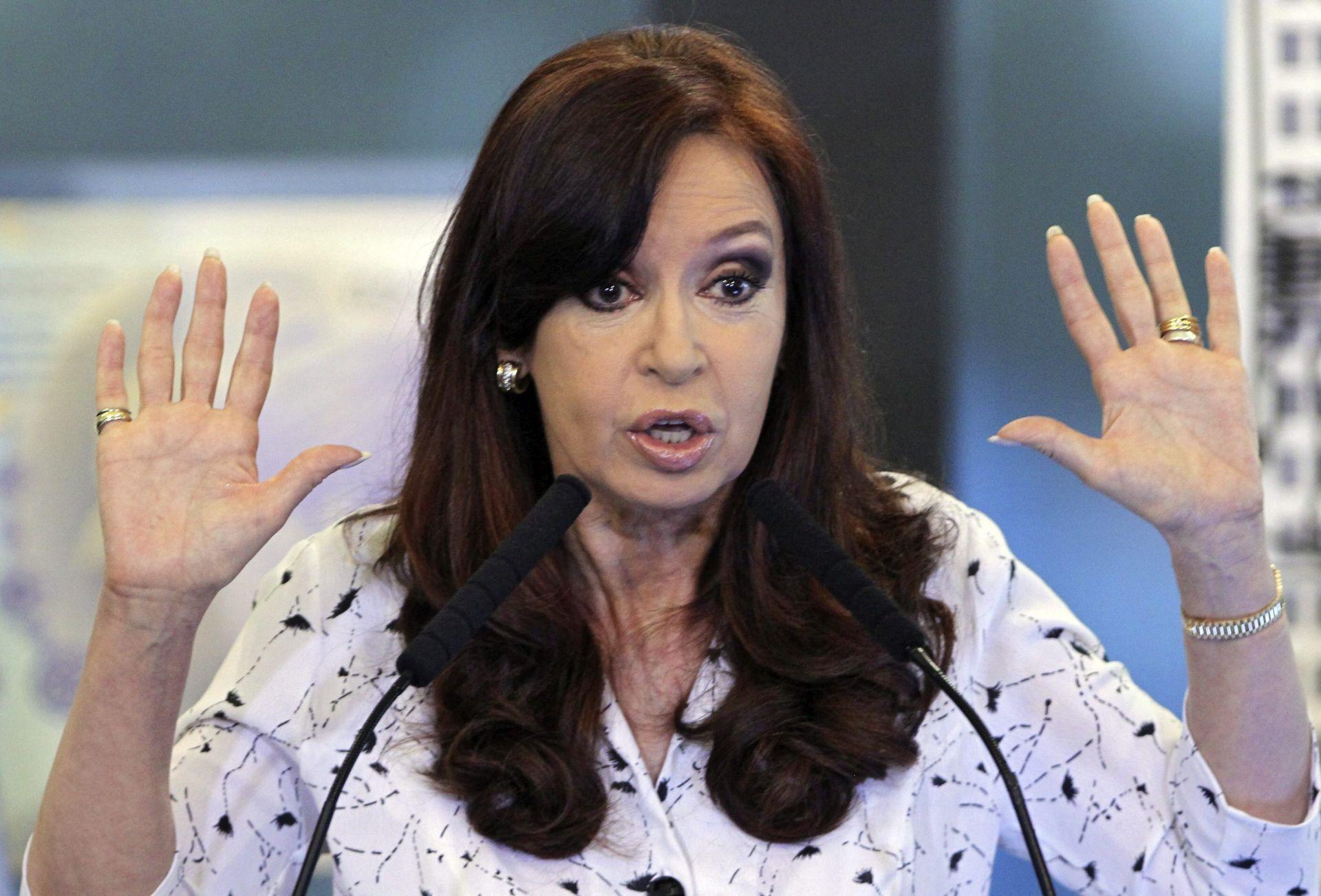 KORUPCIJA Potvrđena optužnica protiv bivše argentinske predsjednice