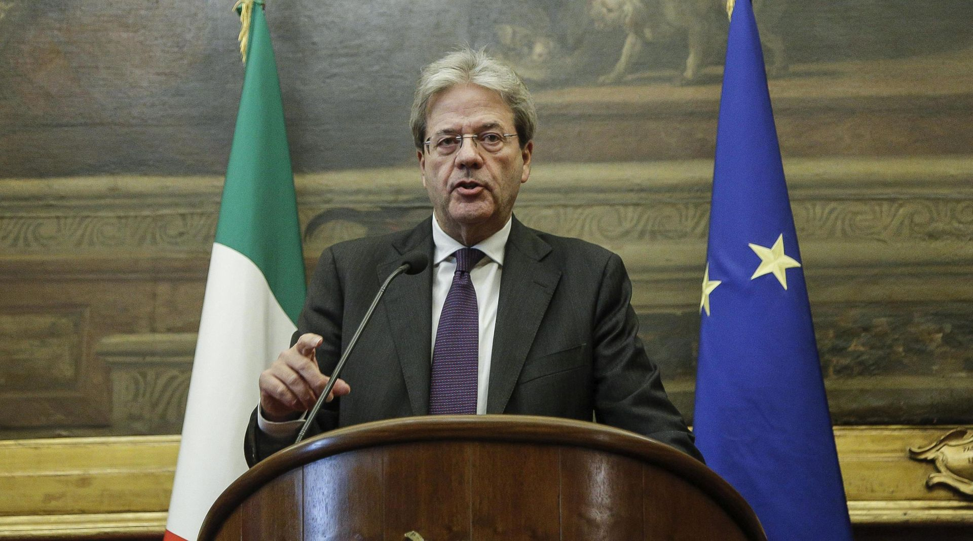 Raspušten talijanski parlament, izbori 4. ožujka