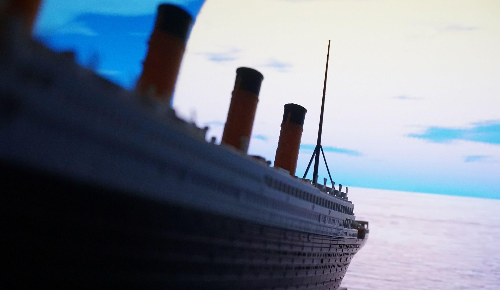 OVAJ NEĆE POTONUTI Kinezi grade repliku Titanica