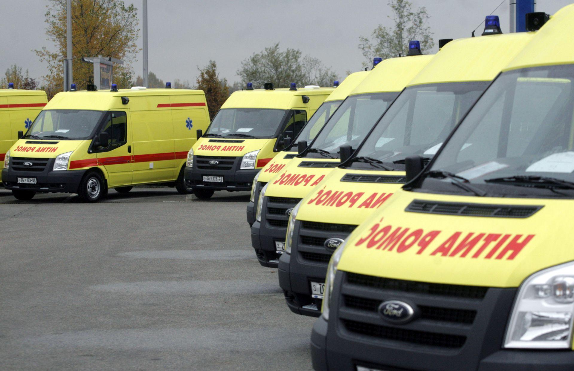 """KUJUNDŽIĆ """"U vozilu Hitne bit će samo tehničar i paramedics"""""""