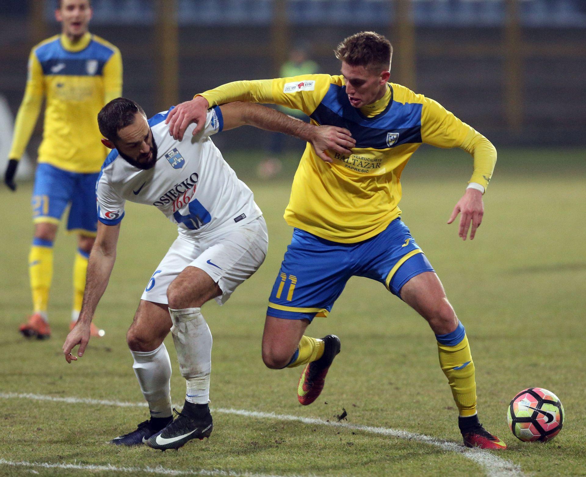 HNL: Inter – Osijek 2:2