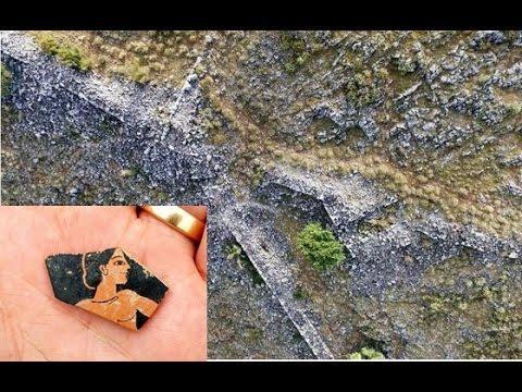 VIDEO: U Grčkoj na neobičnom mjestu otkriven veliki drevni grad
