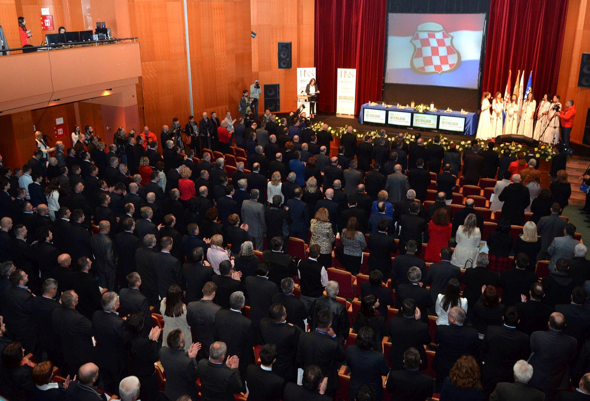 HNS BiH protiv prijedloga uspostave bošnjačkog entiteta