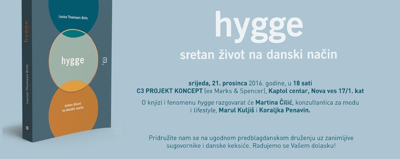 HYGGE  Sretan i ugodan život na danski način