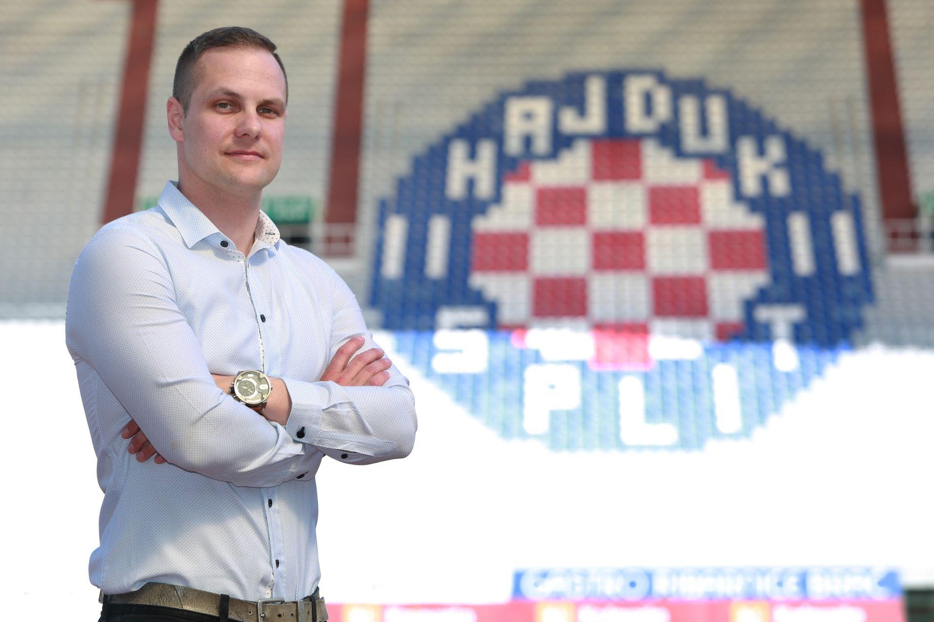 IVAN KOS: Cilj je 65 bodova i Europska liga, od prodaje igrača od 25 do 30 milijuna kuna