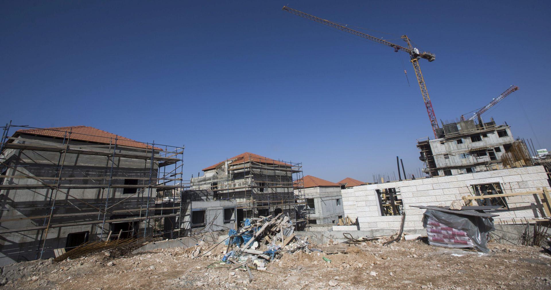 ODLUKA PREMIJERA: Otkazano glasanje o izgradnji stanova u istočnom Jeruzalemu