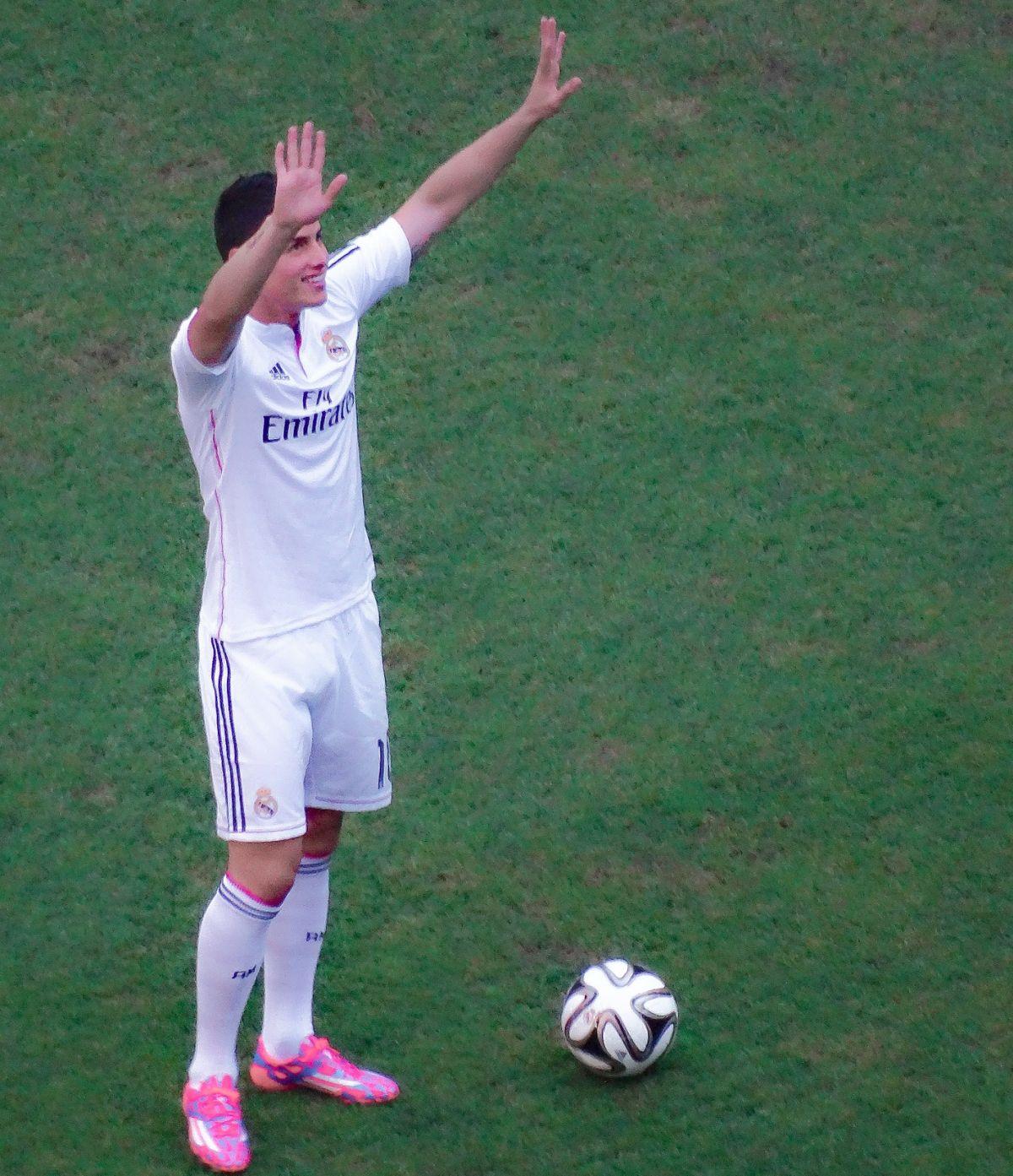 James Rodriguez seli u Chelsea