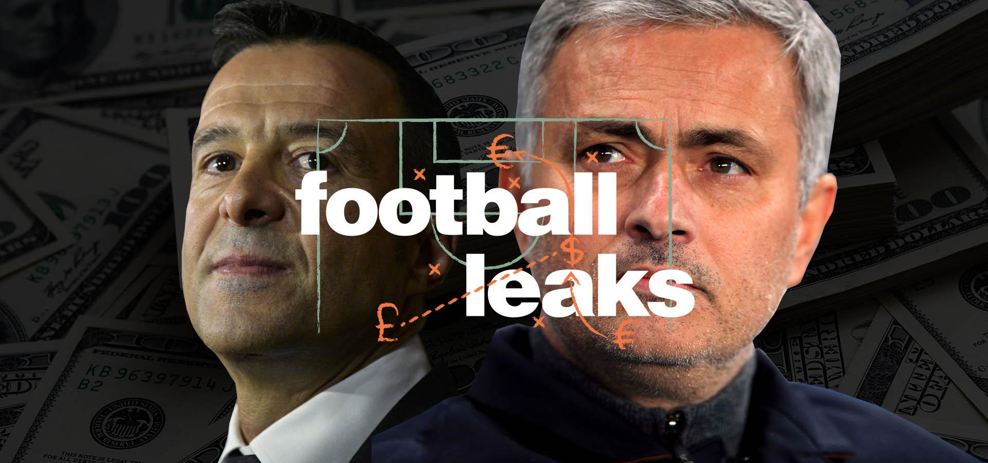 FOOTBALL LEAKS: Karipske manipulacije Jorge Mendesa i Josea Mourinha