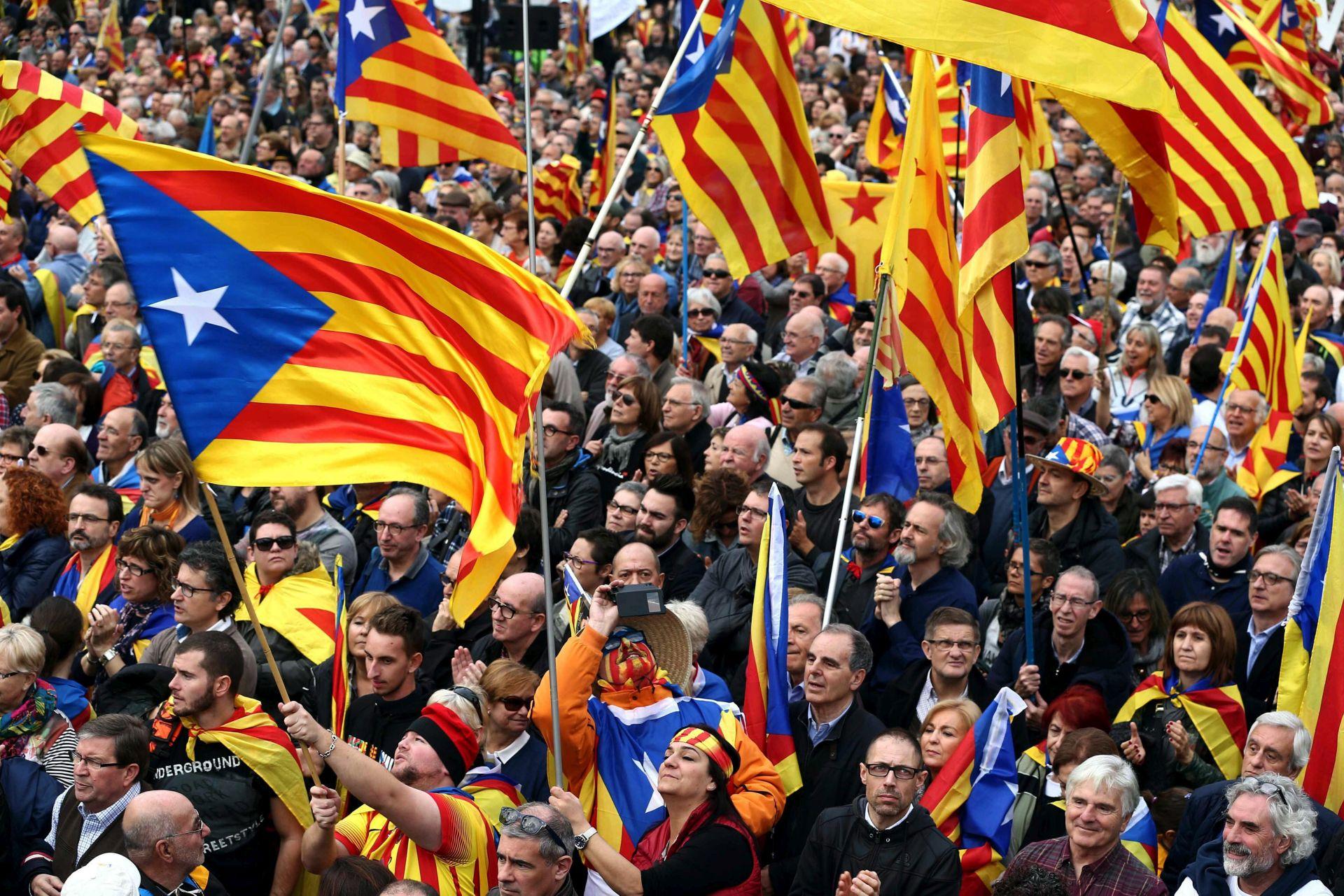 KATALONIJA Prosvjednicima se priključio Guardiola i pozvao na glasanje na referendumu