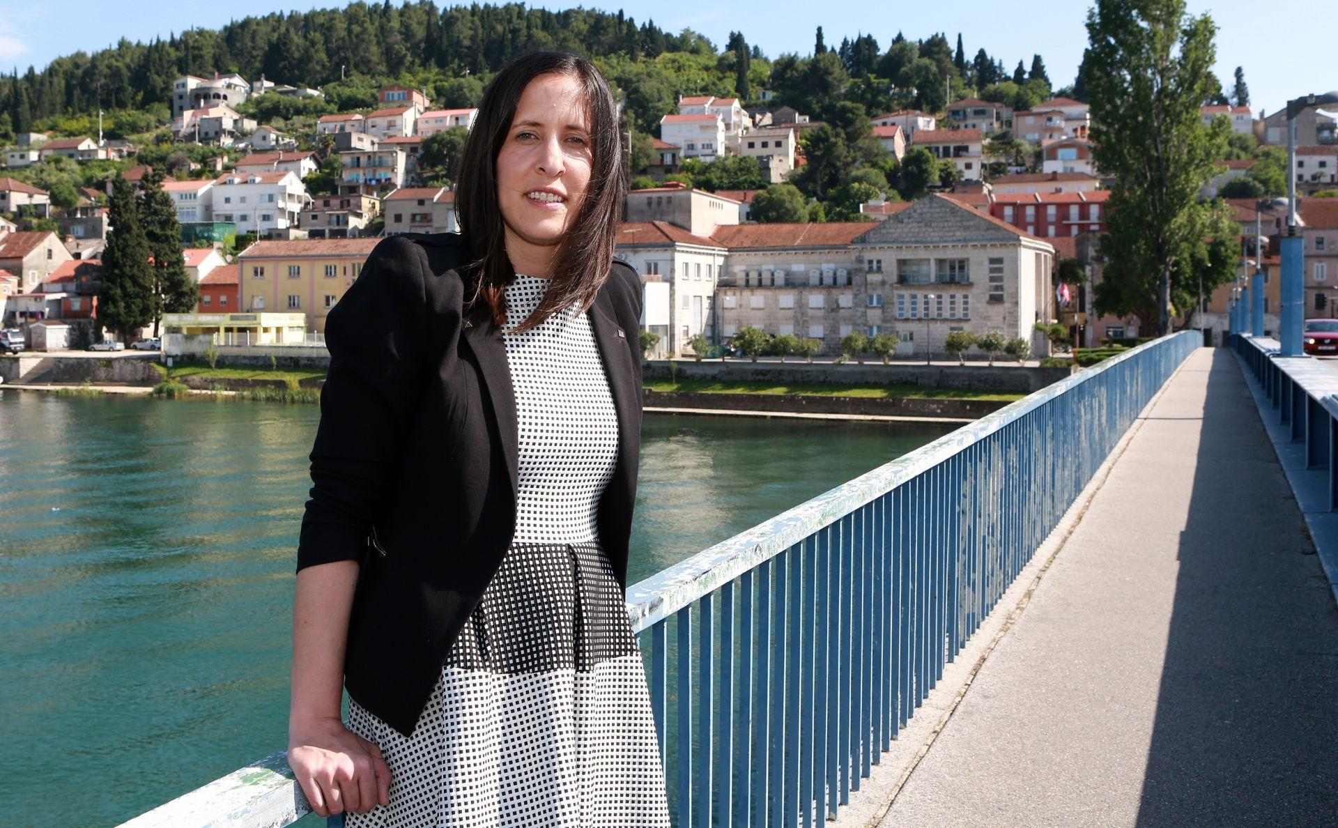 LOKALNI IZBORI: Katarina Ujdur kandidatkinja Mosta za gradonačelnicu Metkovića