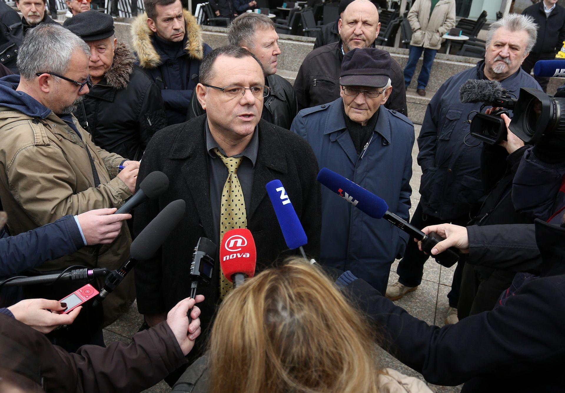 KELEMINEC PUŠTEN NA SLOBODU: Zabrana posjećivanja SNV-a, sjedišta SDP-a i HDZ-a