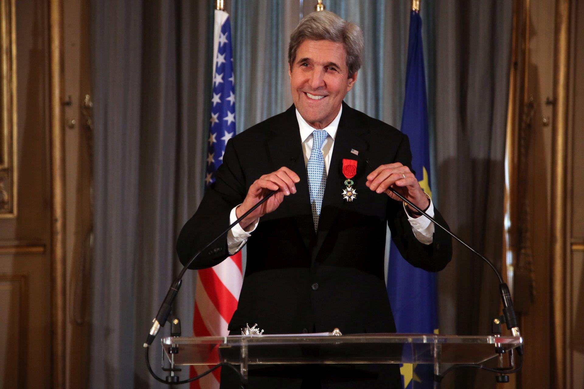 TONER: Kerry će u srijedu govoriti o svojoj viziji mira na Bliskom istoku