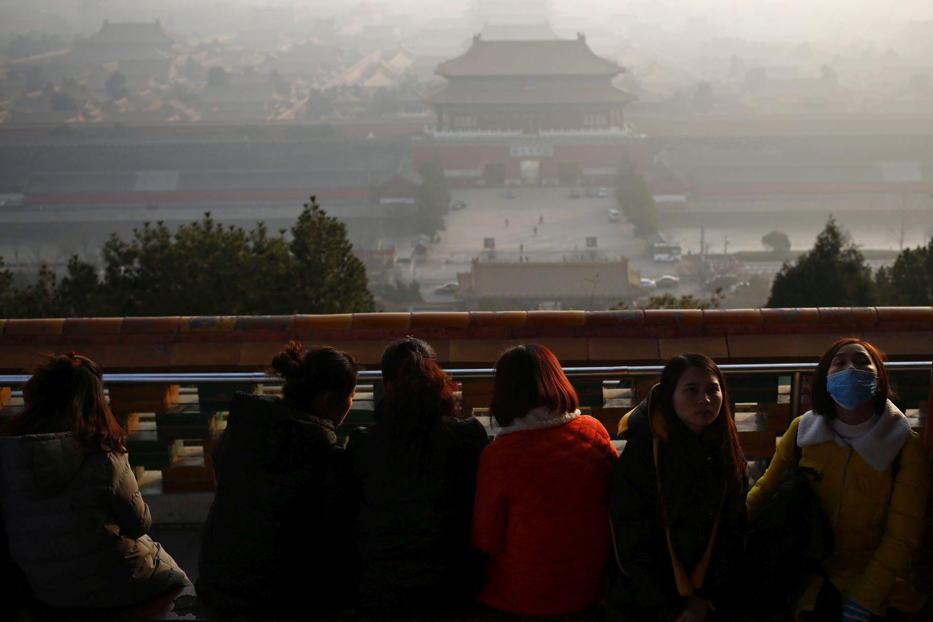 ONEČIŠĆENJE ZRAKA: U kineskom gradu zagađenost 100 puta veća od dopuštene