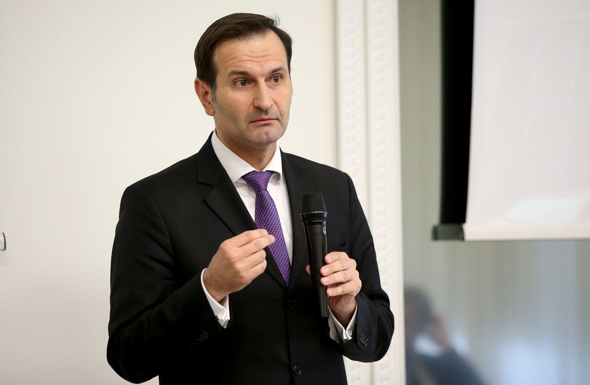 HAKERSKI NAPAD Kovač: 'Poduzete su sve mjere za zaštitu podataka i nacionalne sigurnosti'