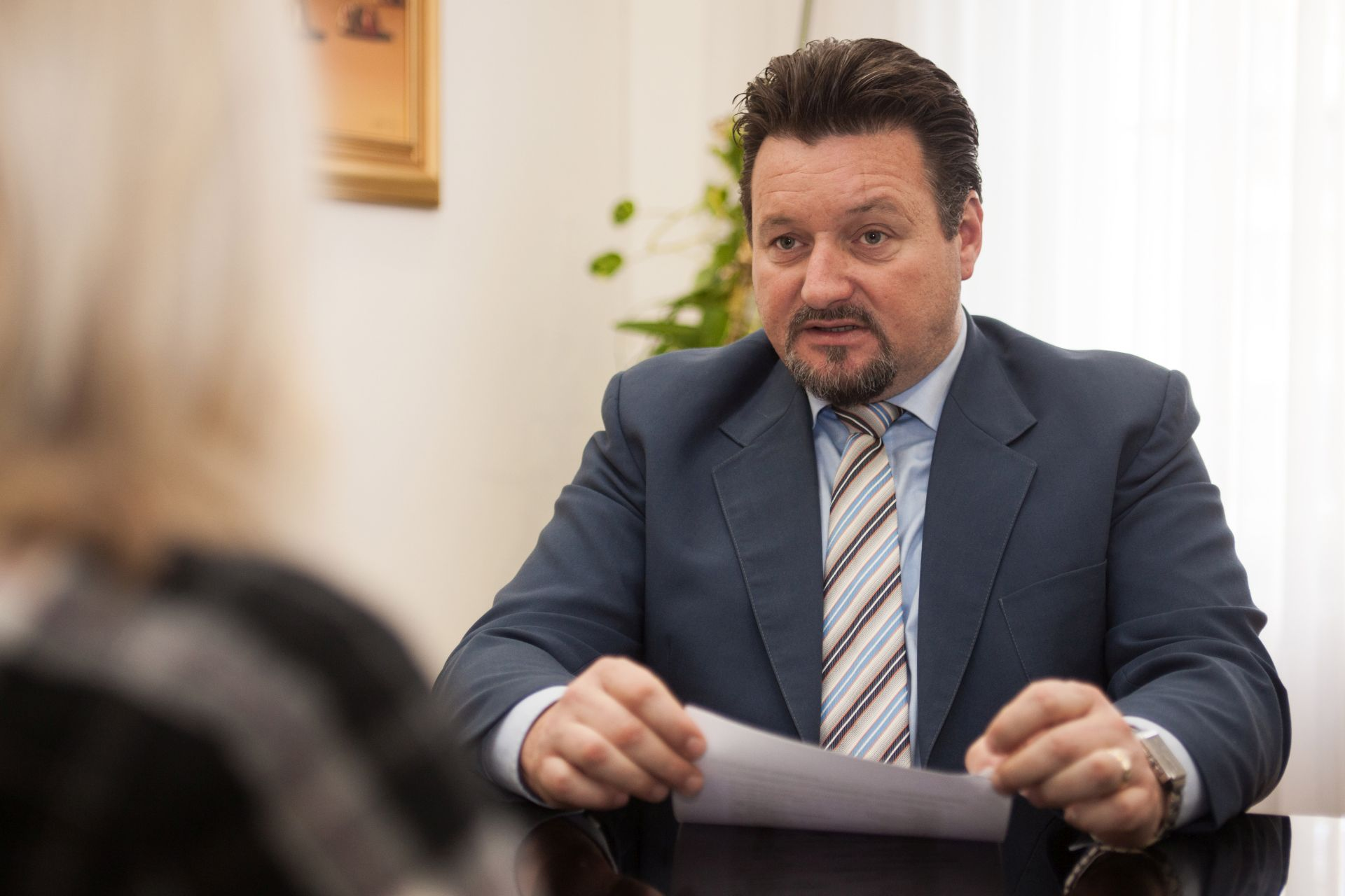 """""""Ne prepoznajem u HDZ-u ni naznake klijentelizma"""""""