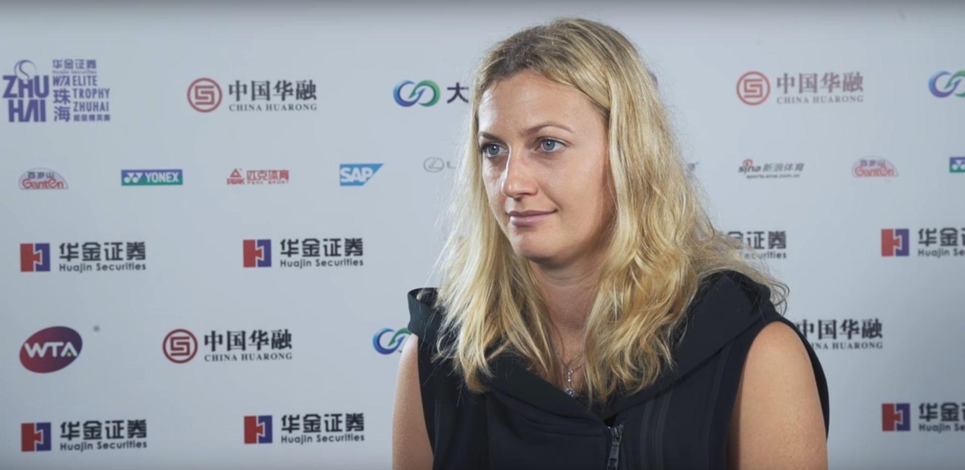 KVITOVA Oporavak češke tenisačice trajat će šest mjeseci