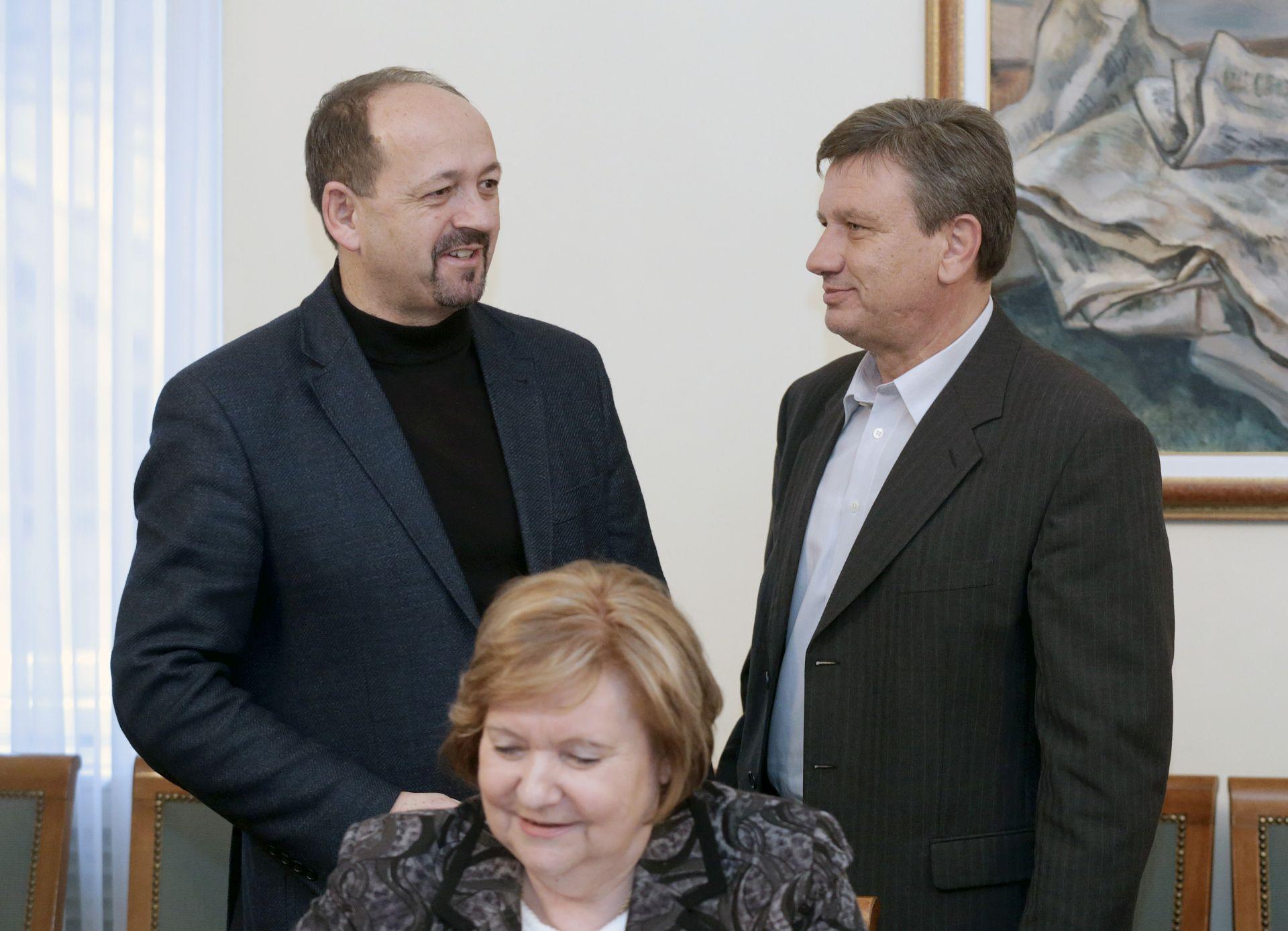 PRORAČUN Lovrinović zatražio aktiviranje rezervi HNB-a