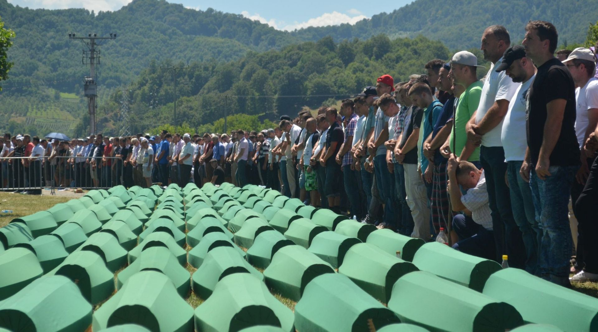 """U Splitu """"Mimohod 8372"""" za žrtve Srebrenice"""