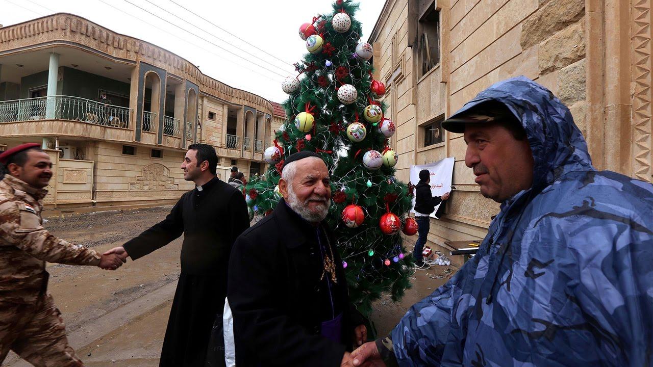 VIDEO: Irački kršćani proslavili Božić