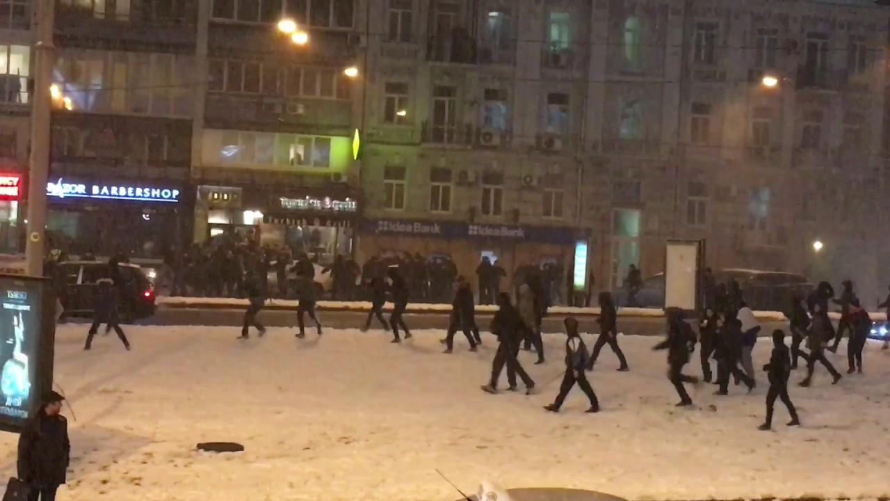 VIDEO: KIJEV Deset navijača izbodeno uoči utakmice Kijeva i Bešiktaša