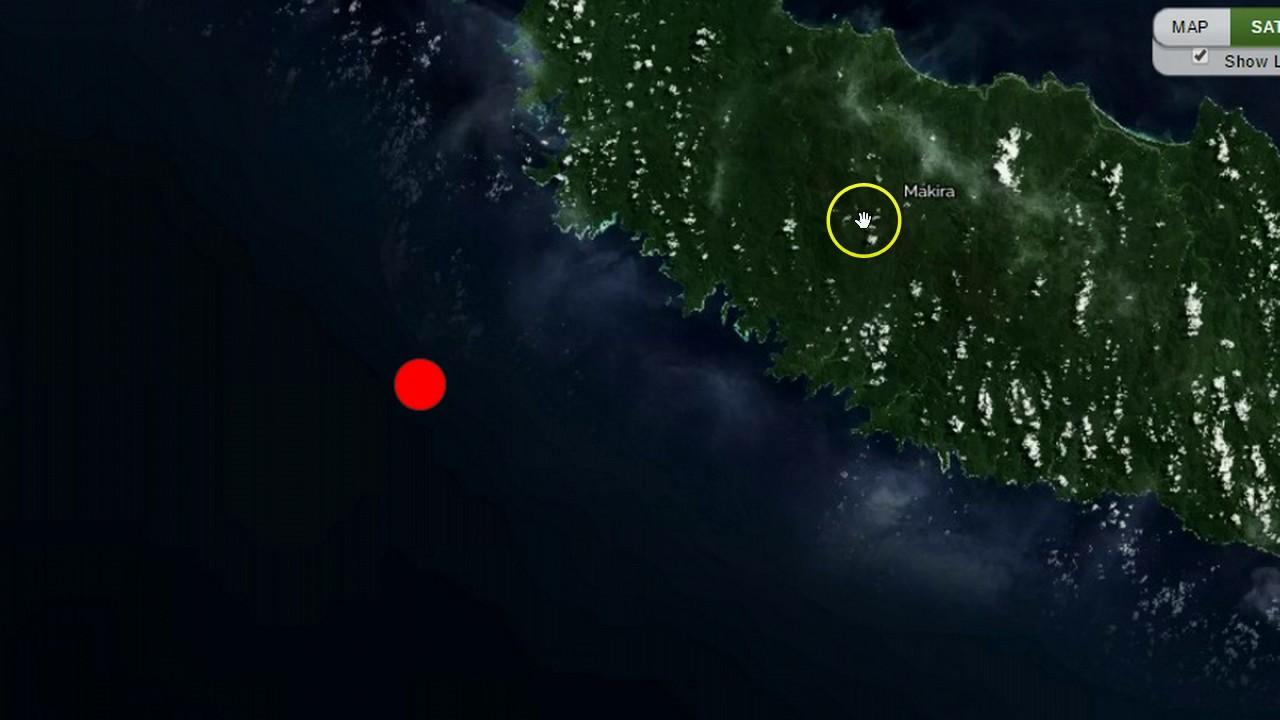 VIDEO: Izdana uzbuna zbog mogućeg tsunamija na području Solomonskih otoka